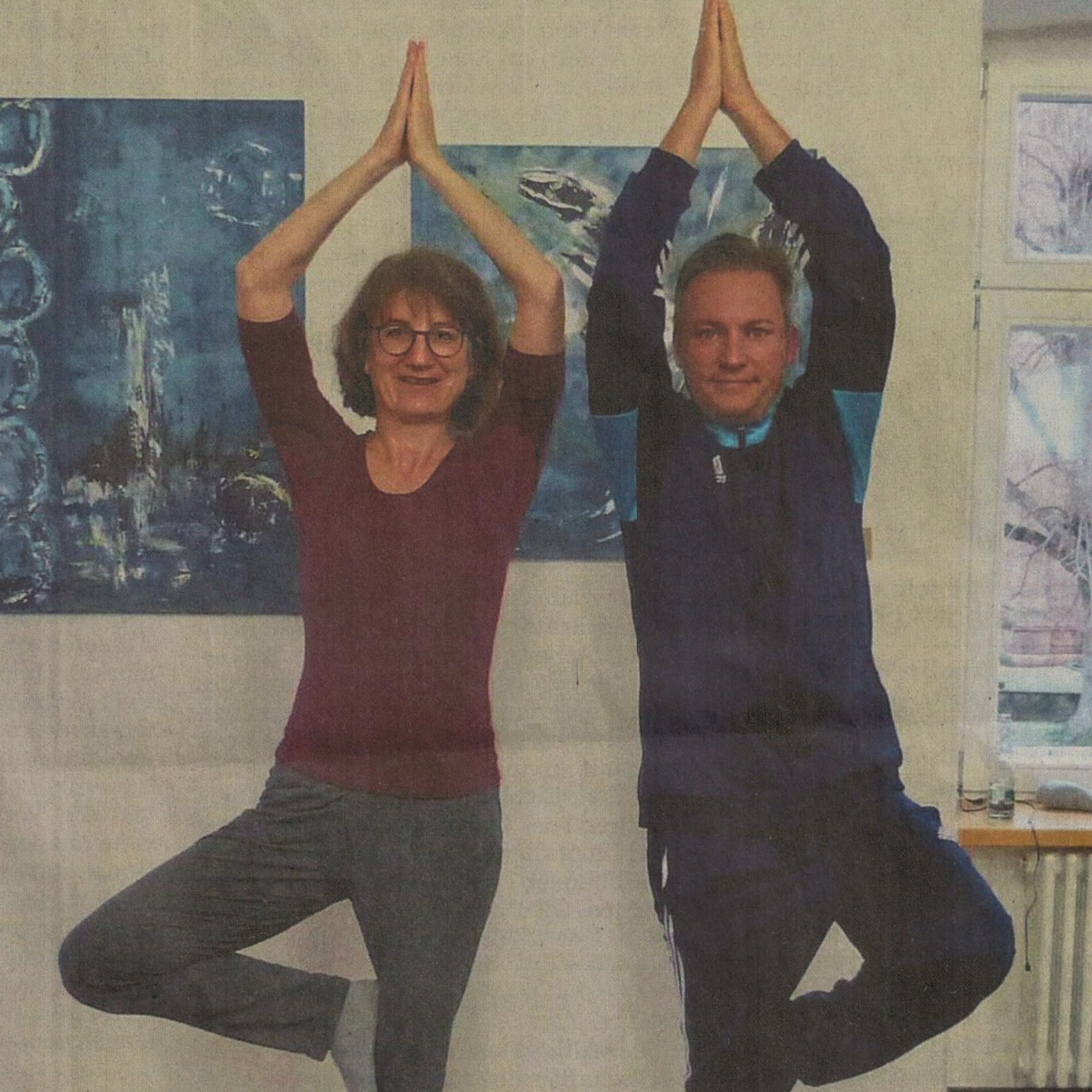 Business Yoga Gemeinde Lauf